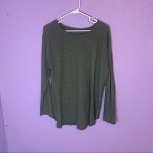 American eagle size large sweater
